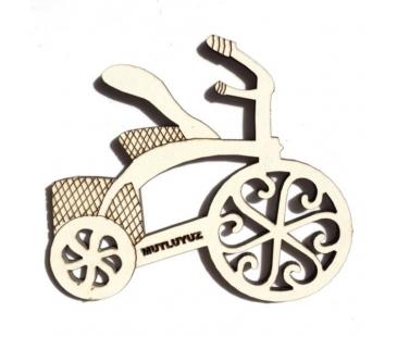 Ahşap Mini bisiklet
