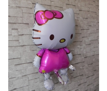 Hello Kitty Temalı Folyo Balon