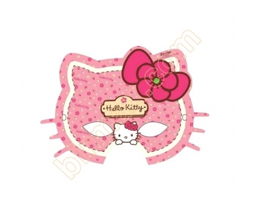 Hello Kitty Temalı Maske