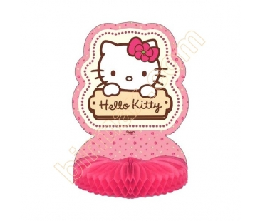 Hello Kitty Temalı Orta Süs