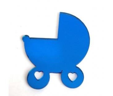 Mavi ayna Puset